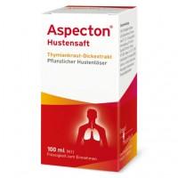 Сироп от кашля для детей ASPECTON Hustensaft 100 мл Aspecton