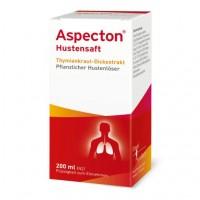 Сироп от кашля для детей ASPECTON Hustensaft 200 мл Aspecton