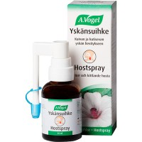 Спрей из трав для лечения сухого кашля Yskansuihke 30 мл A.Vogel