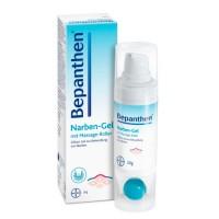 Гель для лечения рубцов BEPANTHEN Narben-Gel mit Massage-Roller 20 гр Bepanthen