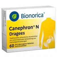 Препарат от цистита CANEPHRON N Dragees 60 шт Bionorica