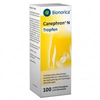 Капли от цистита CANEPHRON N Tropfen 100 мл Bionorica