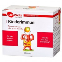 Порошок для детского иммунитета KINDERIMMUN Dr.Wolz Pulver 30х2 гр Dr.Wolz