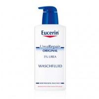 Жидкость увлажняющая EUCERIN UreaRepair ORIGINAL Waschfluid 5% 400 мл EUCERIN