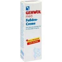 Крем дезодорант GEHWOL MED Fußdeo-Creme 75 мл Gehwol