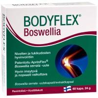 Витамины для суставов Bodyflex Boswellia 60 капсул Hankintatukku