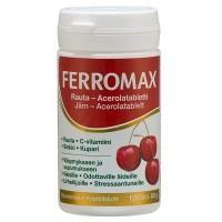 Витамины с железом Ferromax 120 таблеток Hankintatukku