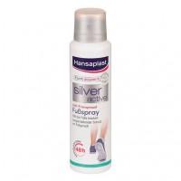 Спрей антиперспирант для ног HANSAPLAST Silver Active Fußspray 150 мл HANSAPLAST