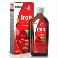 Витамины с железом Iron Vital F 250 мл Hubner