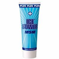 Гель от боли охлаждающий ICE POWER PLUS MSM KYLMÄGEELI 200 мл ICE Power