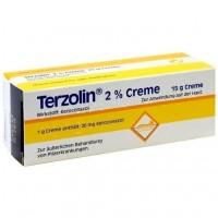 Крем противогрибковый TERZOLIN Creme 15 гр Johnson&Johnson