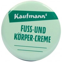 Крем для ног KAUFMANNS Fuss u. Körpercreme 50 мл KAUFMANNS