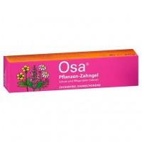 Растительный зубной гель для детей OSA Pflanzen Zahngel 20 гр Queisser Pharma