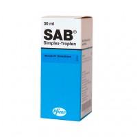 Эмульсия от метеоризма SAB simplex Suspension 30 мл Sab Simplex