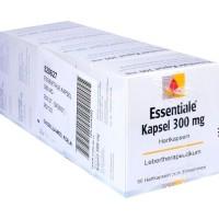 Капсулы Эссенциале для здоровья печени ESSENTIALE Kapseln 300 mg 250 шт KLOSTERFRAU