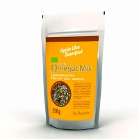 Смесь зерен Hyvän Olon Superfood OMEGAT MIX 3-6-9 250 гр Via Naturale
