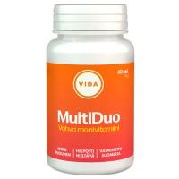 Мультивитаминный комплекс в таблетках Vahva MultiDuo 60 шт Vida