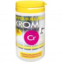 Витамины с хромом Kromi Cr 50 мкг 90 таблеток Vitabalans