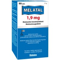 Снотворное Melatal 1,9 mg 90 таблеток Vitabalans
