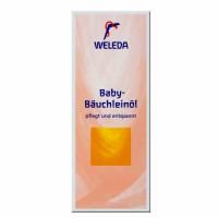 Масло детское для массажа животика WELEDA Baby Bäuchleinöl 50 мл Weleda