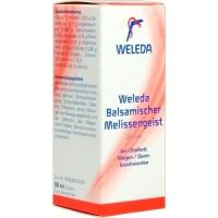 Бальзам с мелиссой от расстройства желудка Weleda Balsamischer Melissengeist 50 мл Weleda