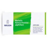 Свечи для лечения геморроя Weleda HÄMORRHOIDAL 50 шт Weleda