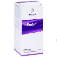 Капли от простуды гриппа и инфекций INFLUDO Tropfen 20 мл Weleda