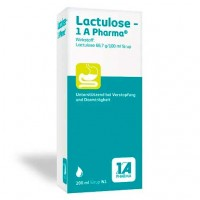 Слабительное в сиропе LACTULOSE-1A Pharma Syrup 200 мл 1A Pharma