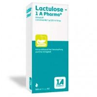 Слабительное в сиропе LACTULOSE-1A Pharma Syrup 500 мл 1A Pharma