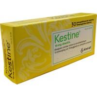 Таблетки от аллергии покрытые оболочкой KESTINE 10 мг 10 шт. Almirall
