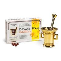 Витамин D-Pearls 125 µg 120 капсул Pharma Nord