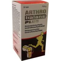 Витамины для суставов Arthro Balans Plus 30 таблеток Vitabalans