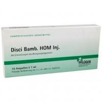 Гомеопатическое лекарство для лечения заболеваний костно-мышечной системы в ампулах DISCI Bamb HOM 1 ml Injektionslösung 10 шт A.Pflüger