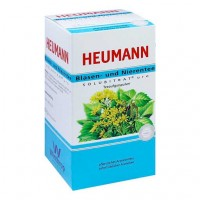 Чай для мочевого пузыря и почек HEUMANN Blasen- und Nierentee SOLUBITRAT uro 60 гр ANGELINI Pharma