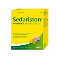 Капсулы для успокоения нервов SEDARISTON Konzentrat Hartkapseln 100 шт Aristo Pharma