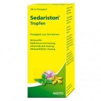 Капли от нервного стресса SEDARISTON Tropfen 100 мл Aristo Pharma