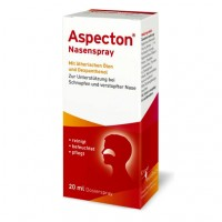 Спрей от насморка с морской солью ASPECTON Nasenspray 20 мл Aspecton