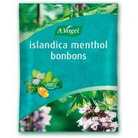 Пастилки для горла Islandica Menthol Bonbons 100 гр A.Vogel