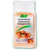 Органическое зерно риса Okologisk Raris 1000 гр A.Vogel