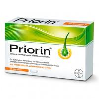 Витамины для роста волос Приорин PRIORIN Neu Kapseln 30 капсул Bayer