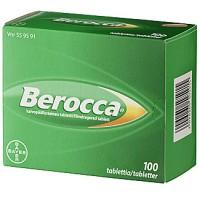 Витамины В комплекса Berocco 100 таблеток Bayer
