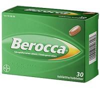 Витамины В комплекса Berocco 30 таблеток Bayer