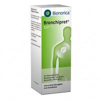 Капли при острых воспалительных заболеваний бронхов BRONCHIPRET Tropfen 100 мл Bionorica