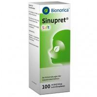 Сироп от насморка для детей SINUPRET Saft 100 мл Bionorica