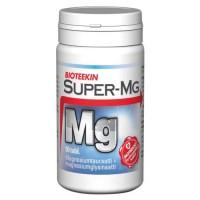 Витамины с магнием SUPER MG 90 таблеток Bioteekki
