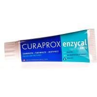 Зубная паста без фтора и мяты CURAPROX enzycal zero Zahnpasta 75 мл Curaprox