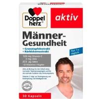 Капсулы для мужчин DOPPELHERZ Männer-Gesundheit Kapseln 30 шт DoppelHerz