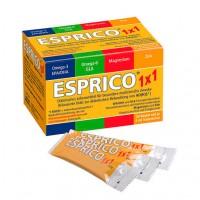Пакетики для детей при потере концентрации ЭСПРИКО ESPRICO 1x1 Suspension 30X4 мл Engelhard