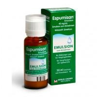 Эмульсия от метеоризма и младенцеских колик ESPUMISAN Emulsion 30 мл ESPUMISAN