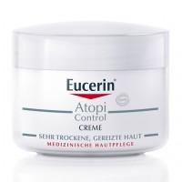 Крем для тела при атопическом дерматите EUCERIN AtopiControl Creme 75 мл EUCERIN
